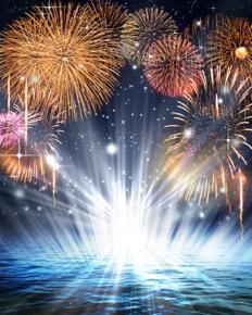 EE - fireworks